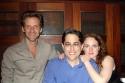 Malcolm Gets, Brian Feinstein and Melissa Errico Photo