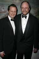 Rob Ashford and Rupert Holmes