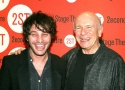 Trip Cullman and Terrence McNally Photo