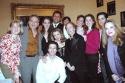 (Back row) Connie Pachl, Martin Vidnovic, Shannon Lewis, Raymond Jaramillo McLeod, Hu Photo