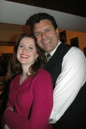 Christiane Noll and Raymond Jaramillo McLeod Photo