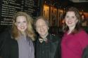 Emily Skinner, Scott Siegel and Christiane Noll Photo