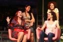 Photo by Joan Marcus - Andrea Burns, Karen Olivo, Mandy Gonzalez and Janet Dacal Photo