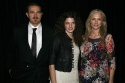 Carlo Gabriel Nero, Daisy Bevan and Joely Richardson Photo