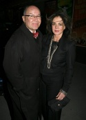 Jack O'Brien and Stockard Channing Photo