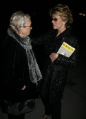 Costume Designer Ann Roth and Jane Fonda
