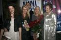 Daisy Bevan, her mom Joely Richardson, Carlo Gabriel Nero, Lynn Redgrave and Vanessa  Photo