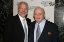 Gala Chairman Sam Gores with Legends of The Academy Honoree Charles Durning