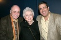 Billy Goldenberg, Celeste Holm and Frank Basile