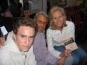 Christian Scheider and Roy Scheider with wife Brenda Seimer