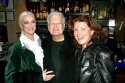 Model Carman, Donald Smith of The Mabel Mercer Foundation and Klea Blackhurst