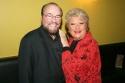 James Lipton and Marilyn Maye