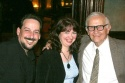 Mark Rupp, Janet Fanale and Albert Maysles