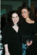 Stephanie D'Abruzzo and Haviland Stillwell Photo