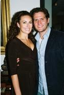 Laura Benanti and Steven Pasquale