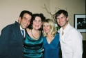 Forbidden Broadway Reunion - Craig Laurie, Kristine Zbornik, Leisa Mather and Daniel  Photo