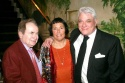 Joe Franklin, Keely Smith and Rex Reed