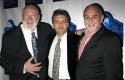 Frank Galati, Alain Boublil and Claude-Michel Schönberg Photo