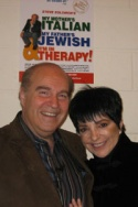 Steve Solomon and Liza Minnelli