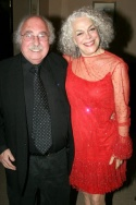 Singer/composer Ray Jessel and hostess Marilyn Sokol