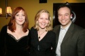 Laurel Masse, Rebecca Luker and Danny Burstein