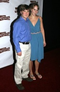 Haley Joel Osment and Julia Bray