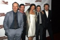 Kevin Spacey, Eugene O'Hare, Eve Best, Billy Carter and Colm Meaney