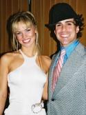 Angela Gaylor and Josh Walden