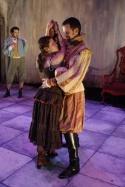 Kristina Klemetti as Rosaura and Robert Kauzlaric as Astolfo (in backround Desmin Bor Photo