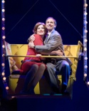 Molly Ringwald and Guy Adkins in the first national tour of Sweet Charity Photo