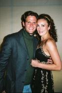 Steven Pasquale and Laura Benanti