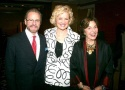 Barry Weissler, Christine Ebersole and Fran Weissler