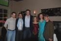 Luke Rawlings (Luke), Jason Babinsky (Joel), Edward Watts (Adam), Tiffany Sudol (Swing), Tina Stafford (Mrs. Hoallum) and Andy Paterson (Mr. Hoallum)