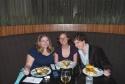 ASM Andrea Cibelli, Rebecca Fleming, Production Assistant Tyler Rhodes
