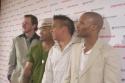 Michael Oakley, Carlos Thomas, Richard Samson and Jason Nious