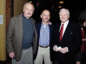 A.R. Gurney, Joe Godfrey and George Grizzard Photo