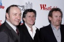 Kevin Spacey, Gabriel Byrne and Colm Meaney