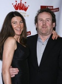 Eve Best and Colm Meaney