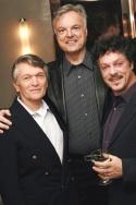 Charles Abbott, Dennis Grimaldi and Stephen DeGhelder