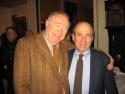 Wynn Handman and Calvin Trillin