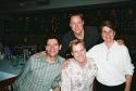 Eric Gunhus (seated center) with Charles Fulcher, Jeff Gunhus and Marty Gunhus