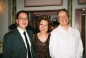 Ralph Pena, Jessica Hagedorn and Jorge Ortoll
