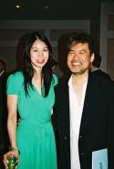 Georgia Lee and David Henry Hwang