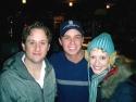 Christopher Fitzgerald, Geoofrey Soffer, Jessica Stone Photo