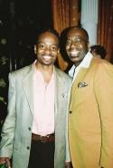Byron Easley and Ken Roberson Photo
