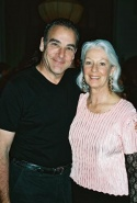 Mandy Patinkin and Jane Alexander