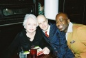 Celeste Holm, Taro Alexander (Our Time Theatre Company's Founder and Artistic Directo Photo