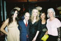 Nadia Dajani, Taro Alexander, Peggy Lipton, Rashida Jones and Jane Alexander
