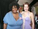 Natasha Yvette Williams and Brooke Tansley Photo