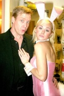 Eric Gunhus and Laura Bell Bundy